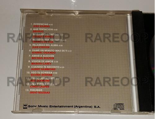 fm feeling (cd) julio iglesias gloria estefan franco d vi b2