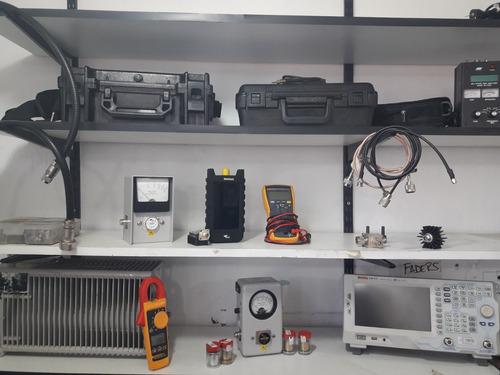 fm servicio tecnico - medicion directa; señal; roe