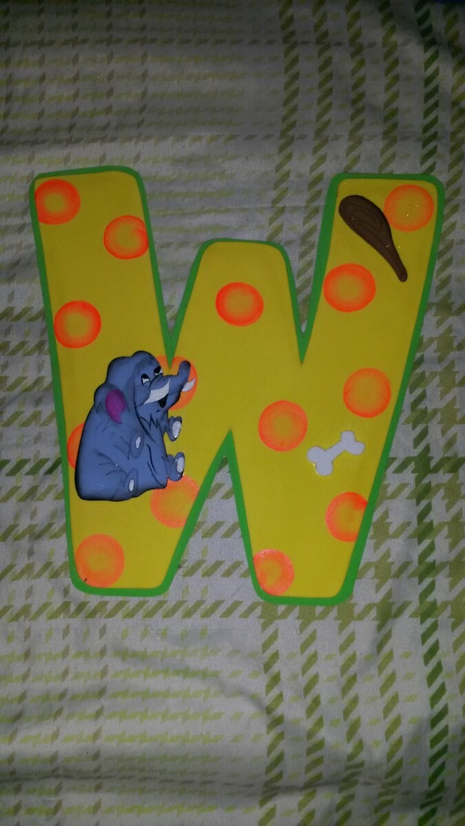 Foami letras grandes t carta decoradas todo motivo bs 1 50 en mercado libre - Letras grandes decoradas ...