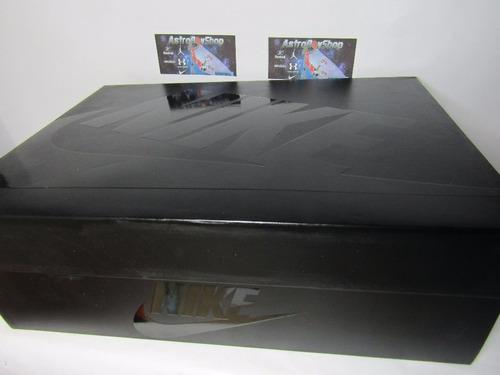 foamposite maroon en caja (numero 8 mex) astroboyshop