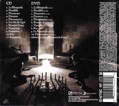 fobia - destruye hogares cd + dvd nuevo sellado