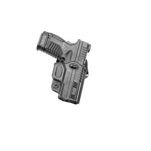 fobus evolución cinturón pistolera