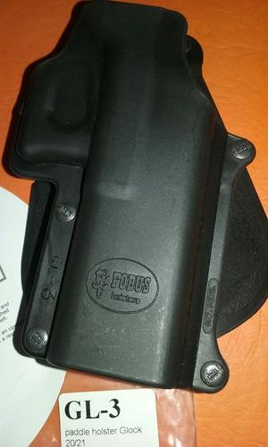fobus para bersa xt mod: gl -3 y glock 20-21-37-38 polimero.