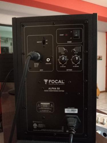 focal alpha 50 (par)