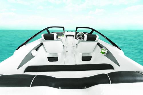 focker 160 black edition 2018 + motor de 60hp mercury.