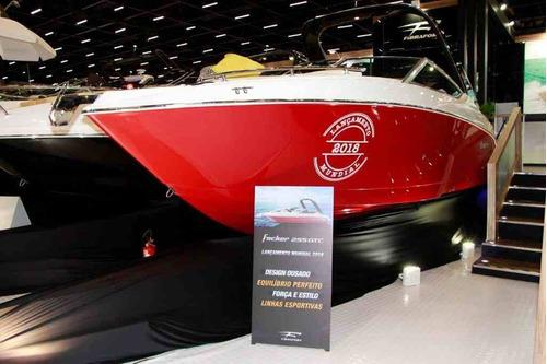 focker 255 gt cabinada lançamento 2018  mercruiser 200 hp