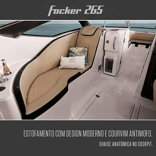 focker 265 open mercruiser 250 hp/alpha1
