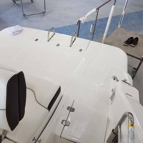 focker 272 mercruiser 4.5l 250 hp eletronico