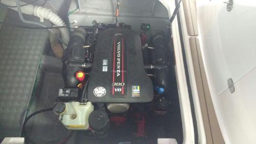 focker 305 2015 + 1x volvo penta 8.1 375 hp gasolina