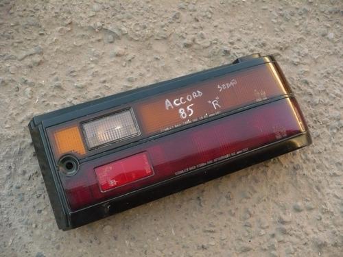 foco accord 1985 sedan trs der c/detales- lea descripción