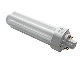 foco ahorrador biax t/e 42w 4 pines 840 general electric