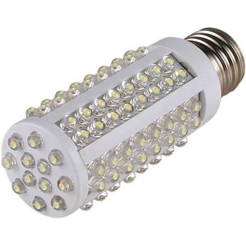 foco ahorrador de 108 leds 7w luz blanca de larga duración!