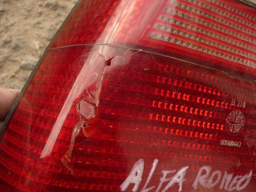 foco alfa 155 1996 trs izq  dañado - lea descripción