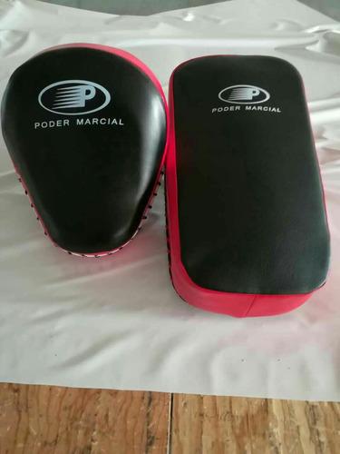 foco antebrazo largo precio x unidad kick boxing, boxeo, mma