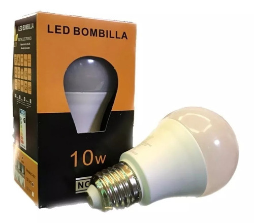 foco bombilla led 10w ilv super oferta excelente iluminacion