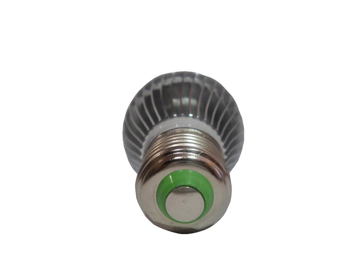 Foco bulbo led ahorrador 5w e27 ecol gico luz blanca for Luz blanca o calida