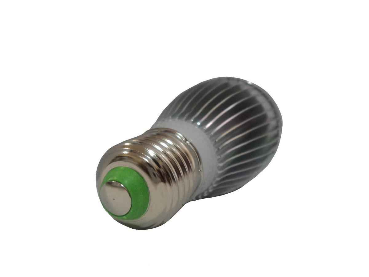Foco bulbo led ahorrador 7w ecol gico eficiente for Focos led interior