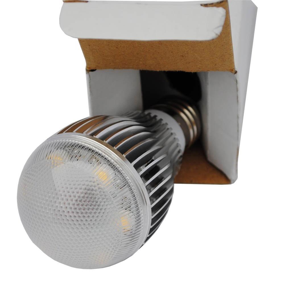 Foco bulbo led de 6w ahorrador perfecta iluminacion e27 - Foco led interior ...