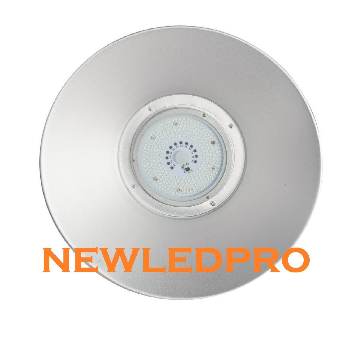 Foco Campana Multi Led 100 Watts 10 000 Lm Smd3030 Newledpro  # Muebles Bodega Lm