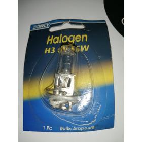 Foco De Halogeno H3 6volts 55watts Dorcy