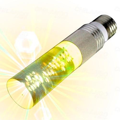 foco de led de 3watts rgb con 16 colores y control remoto!