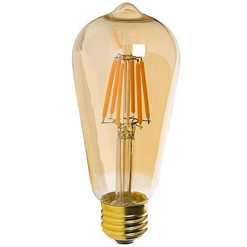 foco edison vintage bulbo led 4w dimeable 10 piezas c/envio