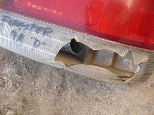 foco forester 1998 trs der con daños - lea descripción