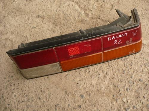 foco galant 1982 tras der  c/detalles - lea descripción