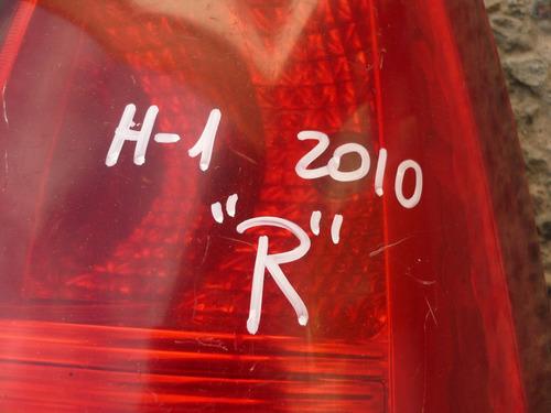 foco h1  2010 trs der  con daños  - lea descripción
