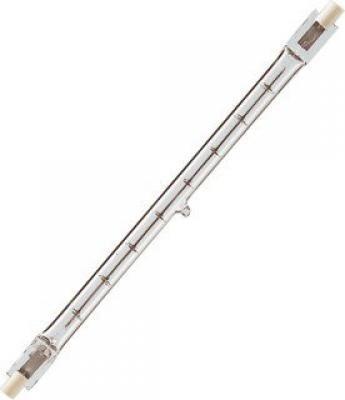 foco halogena de 1000 watts 220v base r7s-15 de 189 mm sylva