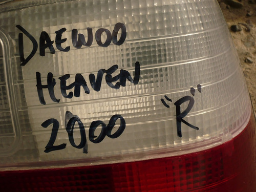foco heaven  2000 trs der  c/detalles - lea descripción