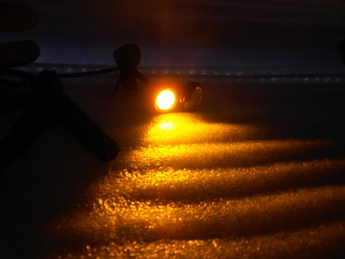 Foco hyperled ojo de aguila luz de color ambar amarilla en mercado libre - Focos led con luces de colores ...