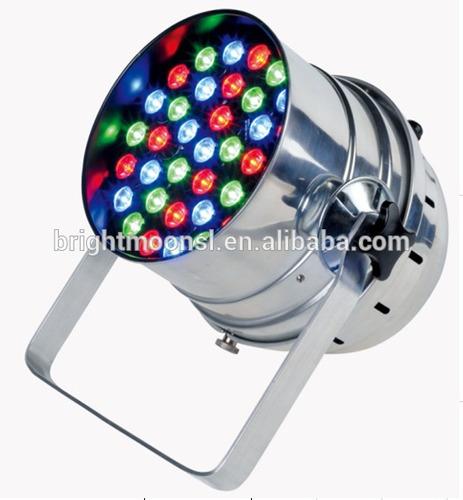 foco iluminacion par led 24x3w