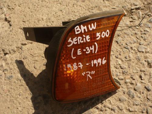 foco intermit bmw serie 500 1993 der c/daño- lea descripción