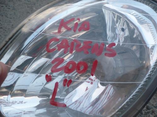 foco intermit carens 2001 izq c/detalles- lea descripción