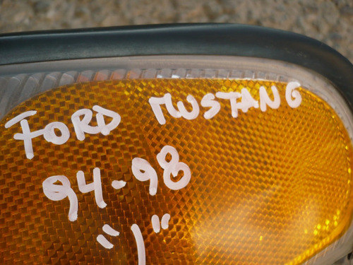 foco intermit  mustang  1996 chofer  c/daño- lea descripción