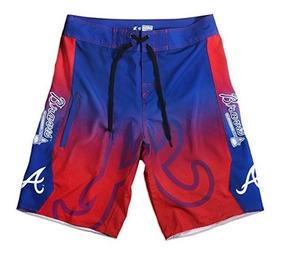 FOCO KLEW MLB New York Mets Gradient Board Shorts