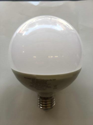 foco lámpara bombilla globo led philips cálido 15 watts g30