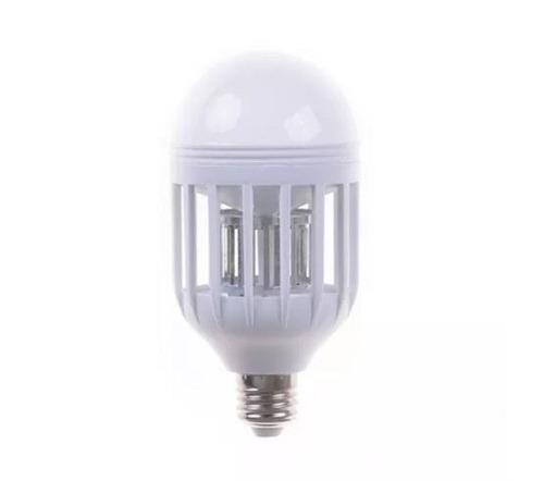 foco lampara led mata mosquitos e insectos 12w
