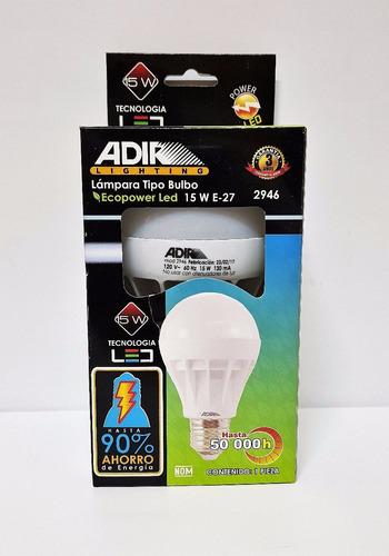foco led 15 watts adir el mejor precio!