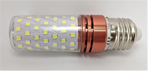 foco led 16w mazorca luz blanca lampara ahorrador e27