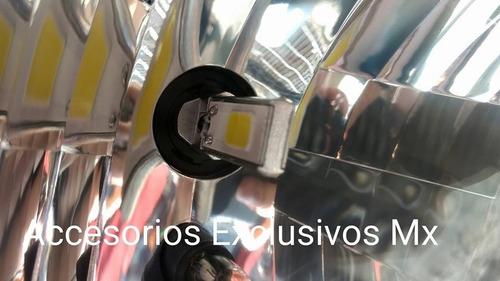 foco led 3000lm h3 principal motocicleta auto coche faro