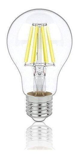 Foco Led 4w Luz Calida Exelente Calidad Tipo Bulbo Pq 5 Pz
