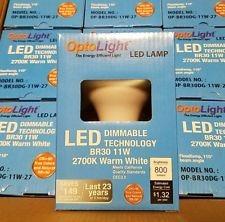 foco led ( chicharronero ) luz caliente ahorrador