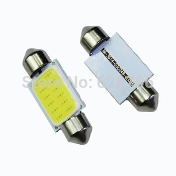 Foco led cree cob festoon 31 mm luz interior domo 35 - Foco led interior ...
