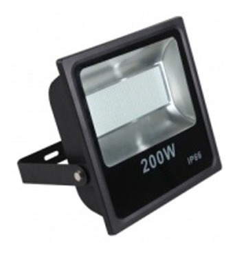 foco led de 200w - luz cálida