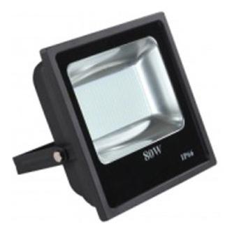 foco led de 80w - luz cálida