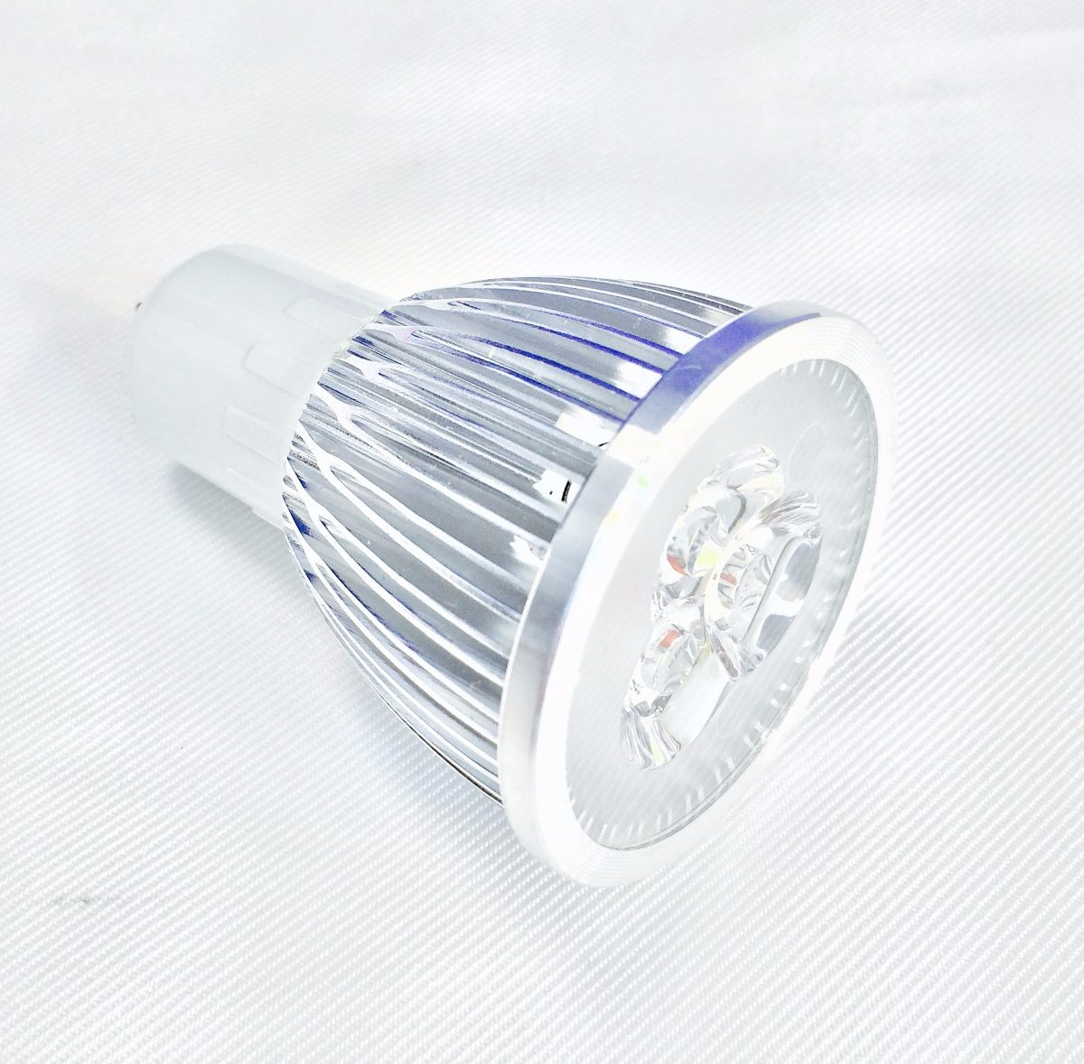 Foco led dimeable atenuable 3 watts mr16 gu5 3 dimmer bf - Focos halogenos led ...