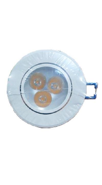 Foco Led Empotrable 18w Luz Blanca 420 00 En Mercado Libre