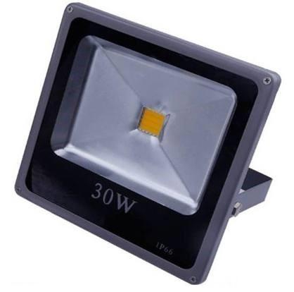 foco led extra plano 30w 6000k ip66